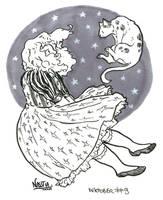 Star witch by Nasstia