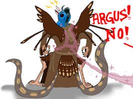 Argus, NO!