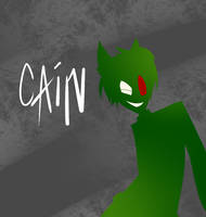 Cain by PaperKoalas