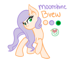 [OC] Moonshine Brew [filler] by PaperKoalas