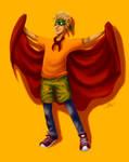 I AM A SUPERHERO. by Mariezjuon