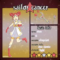 - Sailor Cancer -