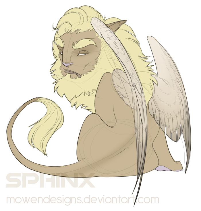 Sphinx by MowenDesigns
