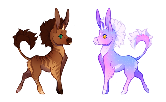Donkeycorns [CLOSED]