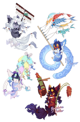[Guest Sale] Starfall Faire 2019! [CLOSED]