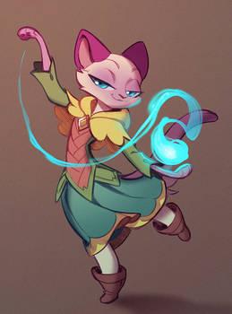 [Art Fight!] Princess Lyra
