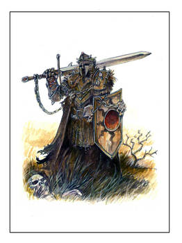 Chevalier noir 001