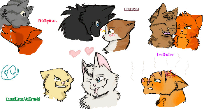 Warrior Cats Love Story Part  Sequel