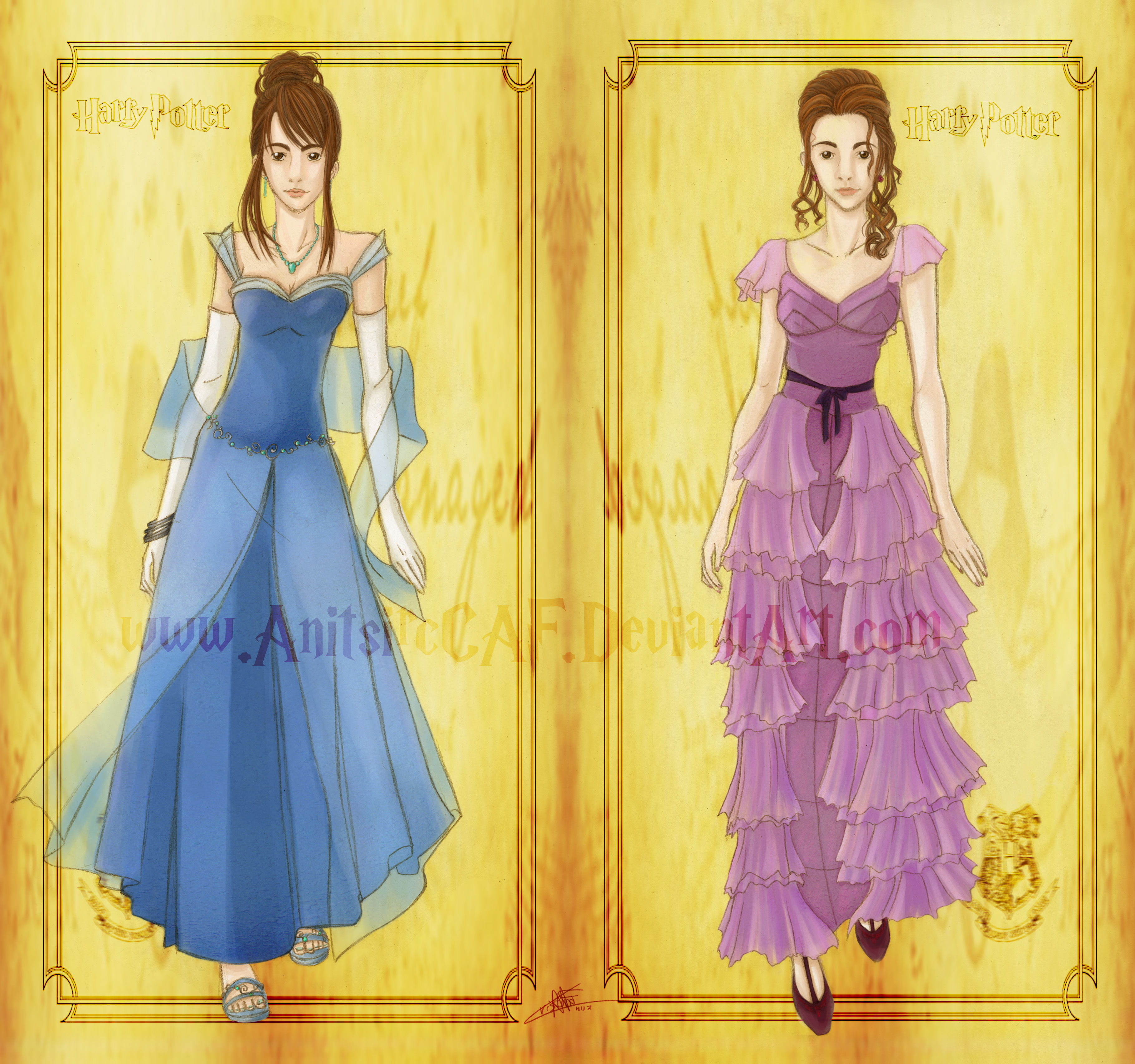 Periwinkle Ball Gown Dresses | Dress images