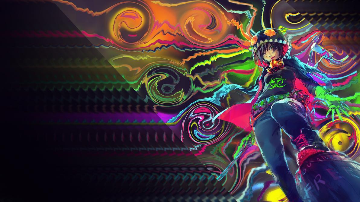 jen___fisheye_placebo_wallpaper_2560x144