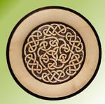 Celtic Knot Plate