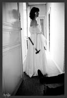 Lost Bride by Artlizarine