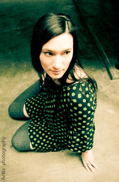 Gipsy Green - 01 by Artlizarine