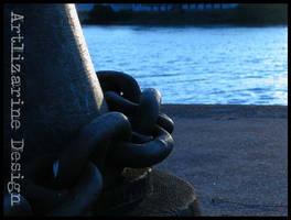 Port de Nantes by Artlizarine