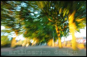 Speed by Artlizarine