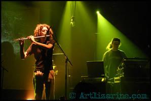 Sayag Jazz Machine 4 by Artlizarine