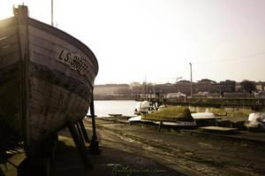 Maritime... by Artlizarine