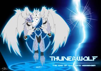 The King of Thunder's Messenger by qfzpjm159