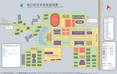 HEC Campus Map by qfzpjm159