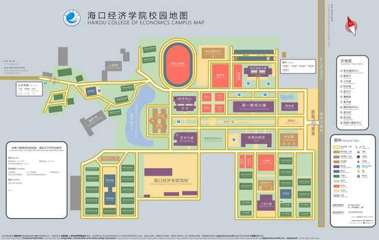 HEC Campus Map