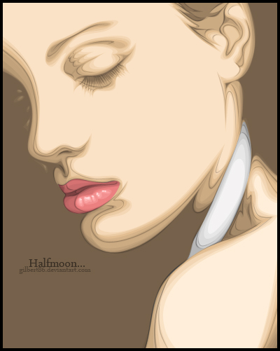 halfmoon by gilbert86