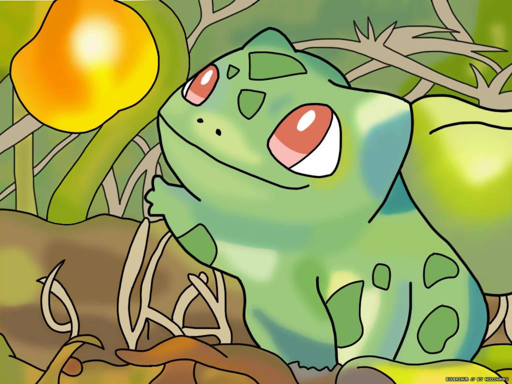 cute pokemon bulbasaur - photo #14