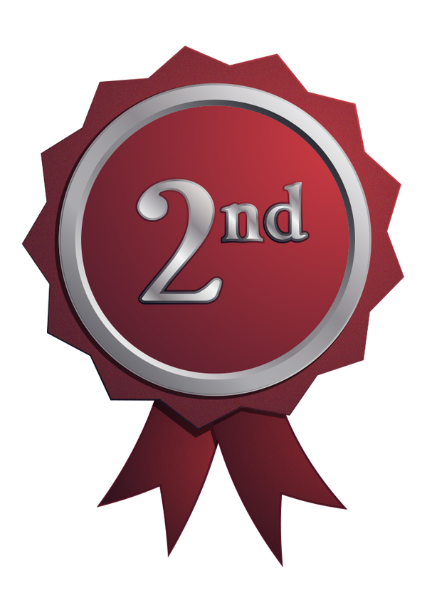 free png badge 2nd place by ninahagn on deviantart raffle prizes clipart prize clip art no background