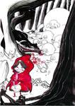 Le petit chaperon rouge by stephgallaishob