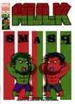 HULK SMASH RULK COVER 3