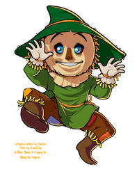 OZ's Scarecrow