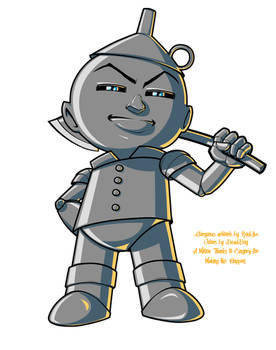 OZ's Tin Man