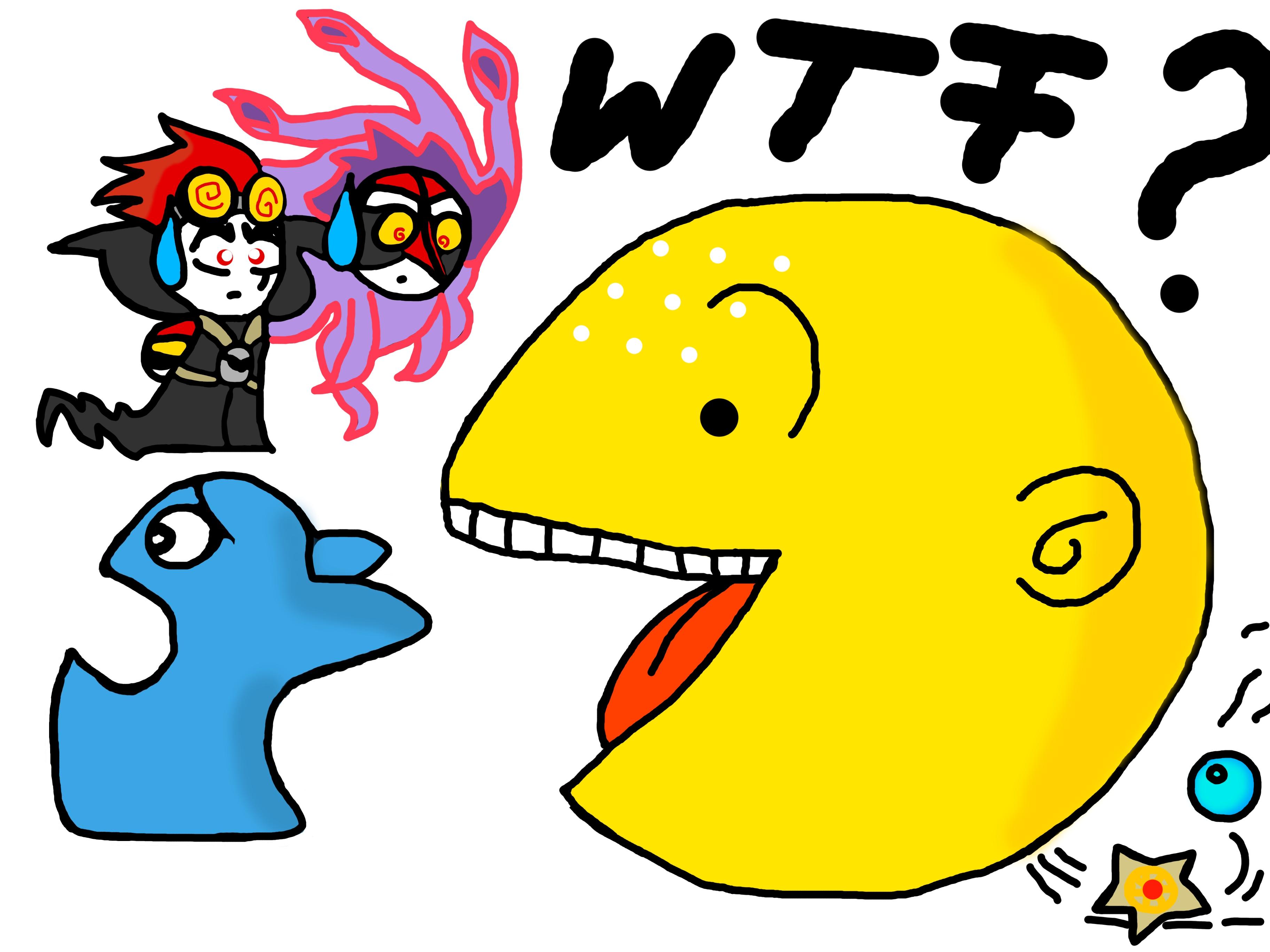 Xiaolin Showdown Pacman By FUNFUNFUNPRODUCTION On DeviantArt