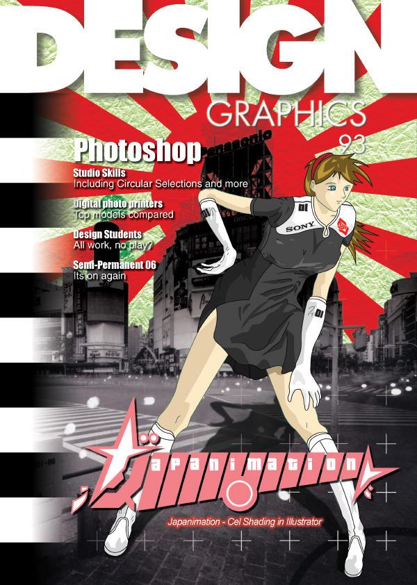 Japanimation cover by Jonny-Rocket