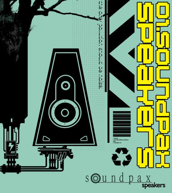 Speaker Boxart by Jonny-Rocket