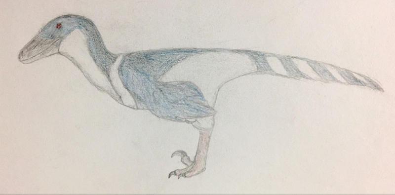 Medusavenator giganteus by PrehistoricTravel