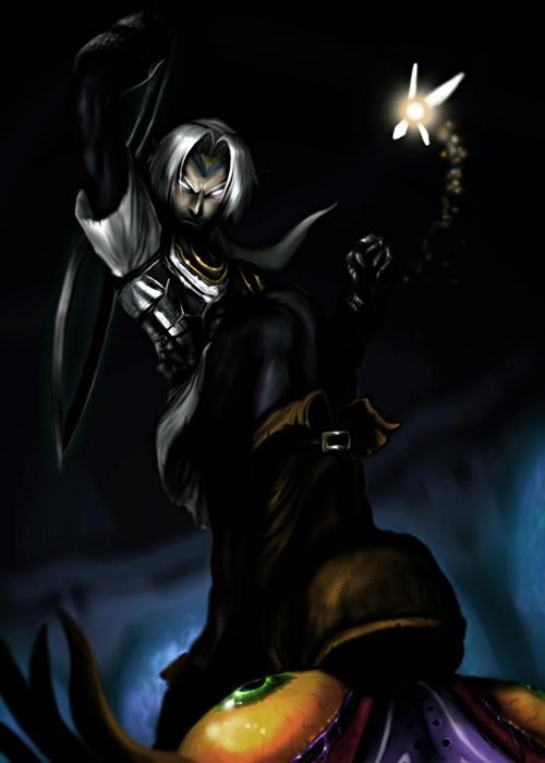 Oni-Link-zelda Majoras Masks N64 by 009-1