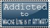 WLIIA? Addict Stamp. by Ahvohcahdoe