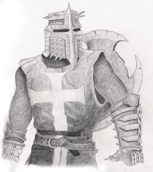 Crusader by Natieboy