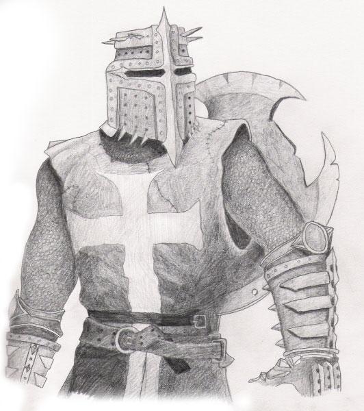Crusader by Natieboy