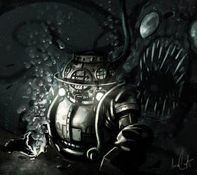 Deep Sea Welding by TheEpic1