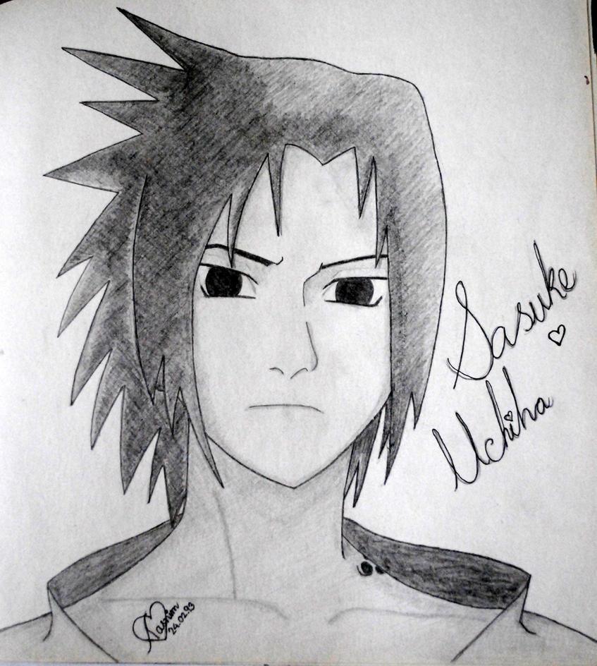 Sasuke Uchiha by kunoichi007