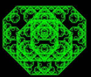 diamond matrix