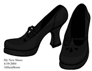 Shoes by AltheiaBoom