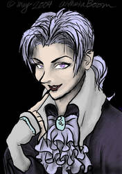 Dracula-ish person colored ver