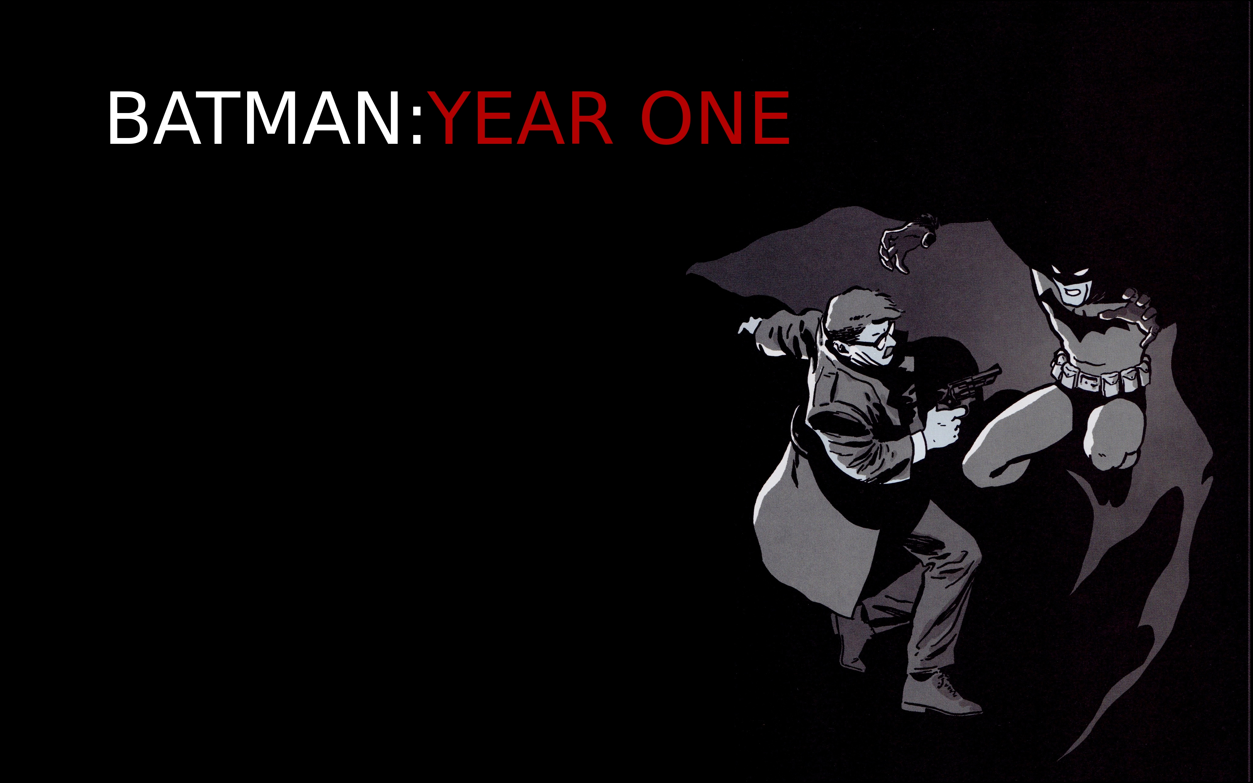 batman year one thesis Together they worked on daredevil: born again (1985–86) and batman: year one thesis: asterios polyp by david mazzucchelli by christopher mccarthy.