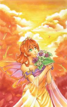 Under Orange Skies