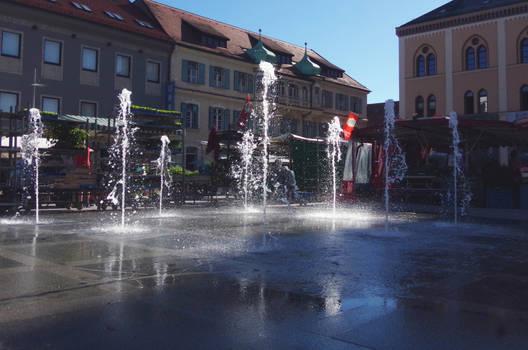 Fresh Water Makes Fresh Air