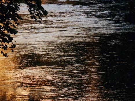Sunset Beyond The Ilm