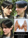 New standard-length elf ears