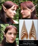 New long elven ears